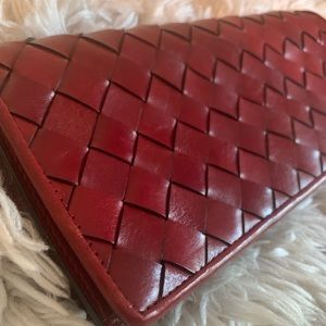 Vintage Wilson's Leather clutch